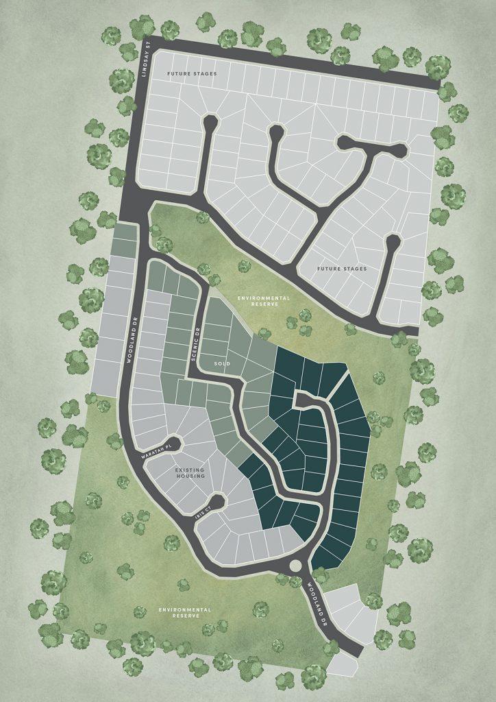 The Aspect Estate Masterplan